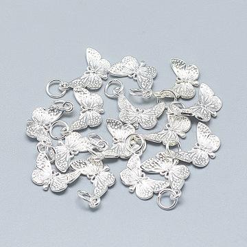 Silver Butterfly Sterling Silver Pendants