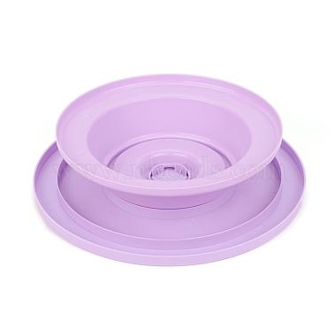 Rotating Cake Turntable(DIY-E034-01A)-2