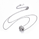 304 Stainless Steel Pendant Necklaces(NJEW-I232-30)-2