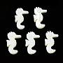 Sea Horse Freshwater Shell Beads(SHEL-N026-158)