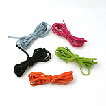 Mixed Color Suede Thread & Cord(LW-141-2.5mm-M)