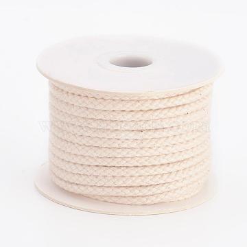 BlanchedAlmond Cotton Ribbon