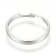 регулируемые 304 настройки кольца пальца из нержавеющей стали(X-MAK-R012-10)-2