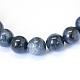 Natural Sodalite Round Bead Strands(X-G-E334-4mm-16)-3