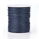 Waxed Cotton Thread Cords(YC-R003-1.0mm-227)-1