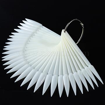 Creamy White Plastic