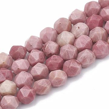 12mm Round Rhodochrosite Beads