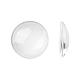 Transparent Glass Cabochons(X-GGLA-R026-25mm)-1