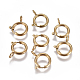 304 Stainless Steel Spring Clasps(STAS-F224-02G-D)-1
