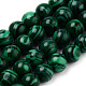 Synthetic Malachite Bead Strands(G-Q462-57-8mm)-1