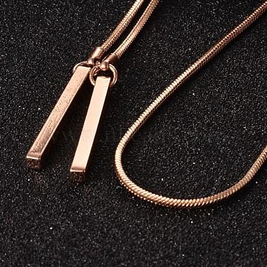Cocktail Long Adjustable Alloy Rhinestone Lariat Necklaces(NJEW-F193-M03-RG)-4