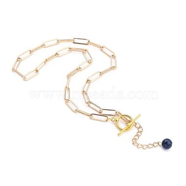 Lariat Necklaces(NJEW-JN03028)-2