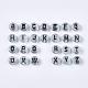 Transparent Acrylic Beads(X-TACR-Q101-03)-2