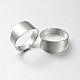 Bijoux bricolage anneaux réglable en laiton de doigts composants(KK-M123-S-RS)-1
