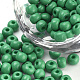 Baking Paint Glass Seed Beads(SEED-Q025-4mm-M13)-1