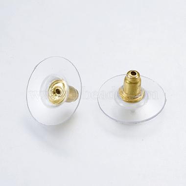925 Sterling Silver Earring Ear Nuts(X-STER-L053-01G)-2