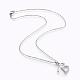 304 Stainless Steel Jewelry Sets(X-SJEW-L141-052B)-2