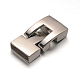 304 Stainless Steel Snap Lock Clasps(STAS-I037-04)-1