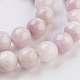 Natural Kunzite/Spodumene Beads Strands(G-F568-023-10mm)-3
