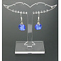 Clear Plastic Earring Stands(X-PCT019-074)