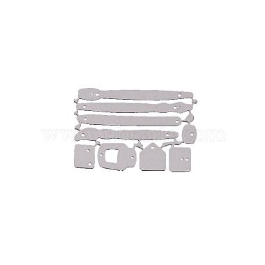 Tool Frame Carbon Steel Cutting Dies Stencils(DIY-F028-83)-4