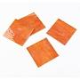 Orange Glass Cabochons(GLAA-G072-01C)