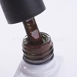 7 мл геля для глаз кошачьего глаза, лак для ногтей, вымачивать, оливковый, 1.8x1.8x6.9 см; 7 мл / бутылка(MRMJ-TA0006-B06)