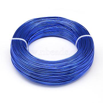 0.6mm RoyalBlue Aluminum Wire