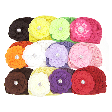 Mixed Color Yarn Baby Garment Photography Props