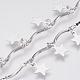 Handmade Iron Star Link Chains(X-CH-R085-02)-1