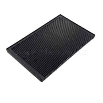 Black Plastic Bead Counter Boards