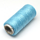402 Polyester Sewing Thread Cords for Cloth or DIY Craft(OCOR-R027-05)-1