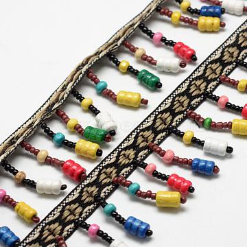 Colorful Polyacrylonitrile Fiber Thread & Cord