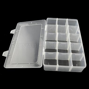 Rectangle Plastic Bead Storage Containers(CON-Q024-17)-3