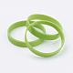 Silicone Wristbands Bracelets(X-BJEW-J176-01)-1