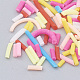 Handmade Polymer Clay Sprinkle Beads(CLAY-N002-13)-1