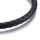 Leather Braided Cord Bracelets(BJEW-E352-24P)-2