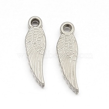 18mm Wing Acrylic Pendants