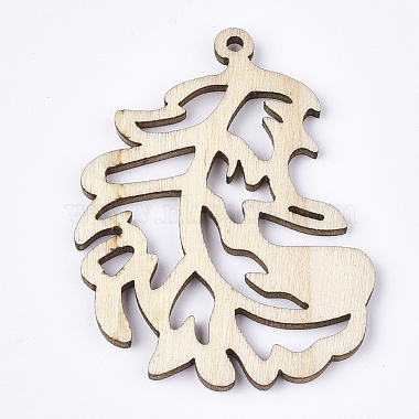 Undyed Wood Pendants(X-WOOD-T019-03)-2