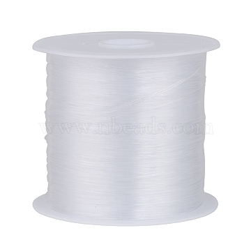 1 Roll Clear Nylon Wire Fishing Line, 0.35mm, about 60.14 yards(55m)/roll(X-NWIR-R0.35MM)