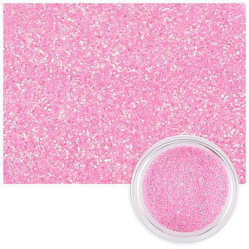 Nail Dipping Powder, Nail Art Decoration, PearlPink, Box: 3.2x3.35cm; 8g/box(MRMJ-S023-002B)