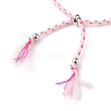 регулируемые плетеные хлопковые шнуры(AJEW-JB00797-04)-2