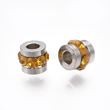 Perles de strass en 304 acier inoxydable(STAS-T041-03)-2