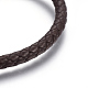 Leather Braided Cord Bracelets(BJEW-E352-03B-G)-2