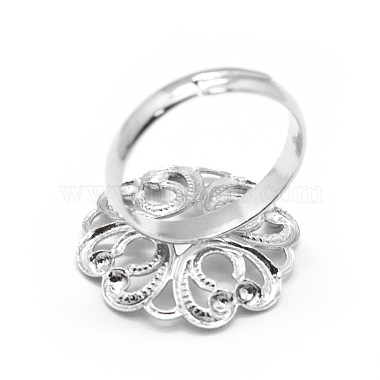 Tiges à anneau en laiton (KK-L184-34P)-3