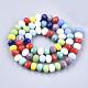 Glass Beads Strands(X-EGLA-T013-03E)-2