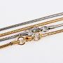 Acier Inoxydable Colliers(STAS-P045-29)