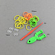 Top Selling Children's Toys DIY Colorful Rubber Loom Bands Refill Kit with Accessories(DIY-R009-02)-2