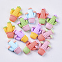27mm Mixed Color Others Resin Cabochons(X-CRES-S306-013)
