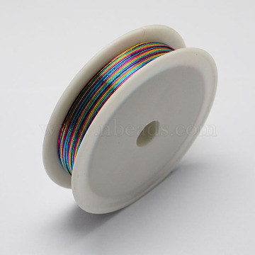 0.3mm Colorful Iron Wire
